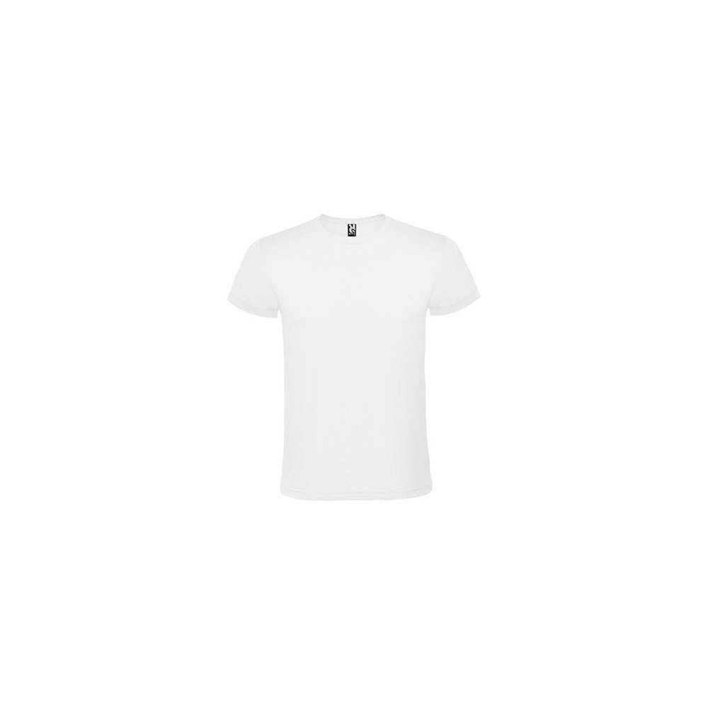 Camiseta atomic blanco Roly