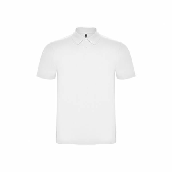 Polo austral blanco Roly